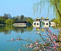 扬州瘦西湖:曲折之美
