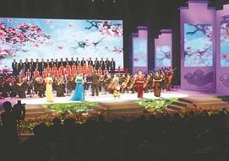 中秋戏曲晚会南京上演 名家荟萃唱响梨园苏韵