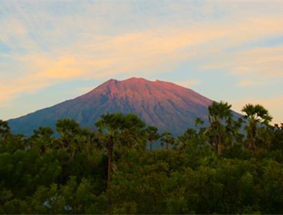 阿贡火山警戒