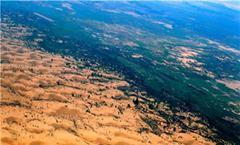 """防治荒漠化 中国""""向世界履约"""""""