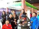 扬州民众体验黑科技