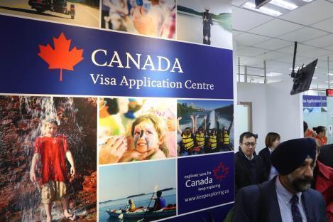 加拿大在中国新设7个签证中心
