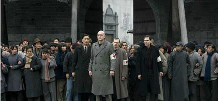 """徒步""""丈量""""南京大屠杀国际安全区"""