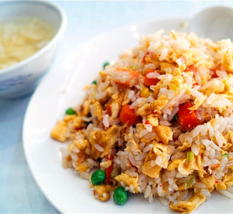 学做扬州炒饭
