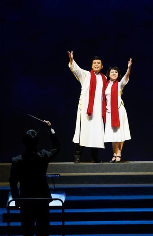 中国歌剧节在南京开幕