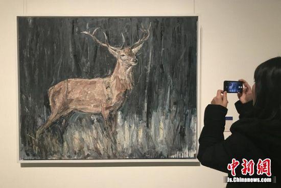 江苏省美术馆六大展览呈现跨年文化盛宴