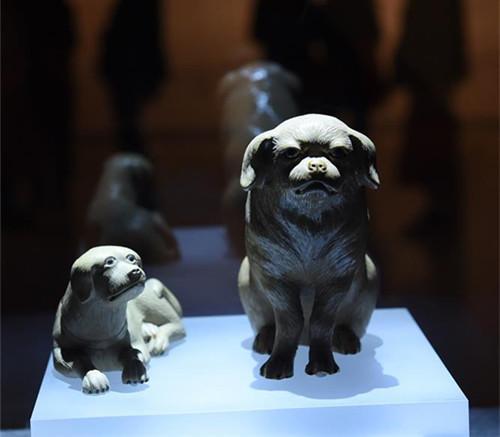 院藏犬文物展
