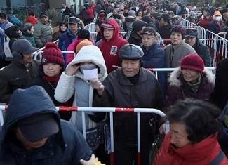 南京市民免费打酱油
