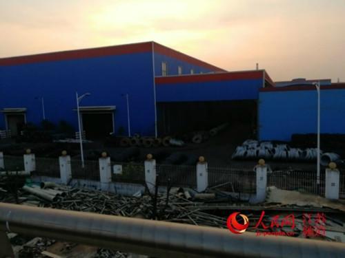 泰州兴化:男子命丧酸洗车间 安监部门展开调查