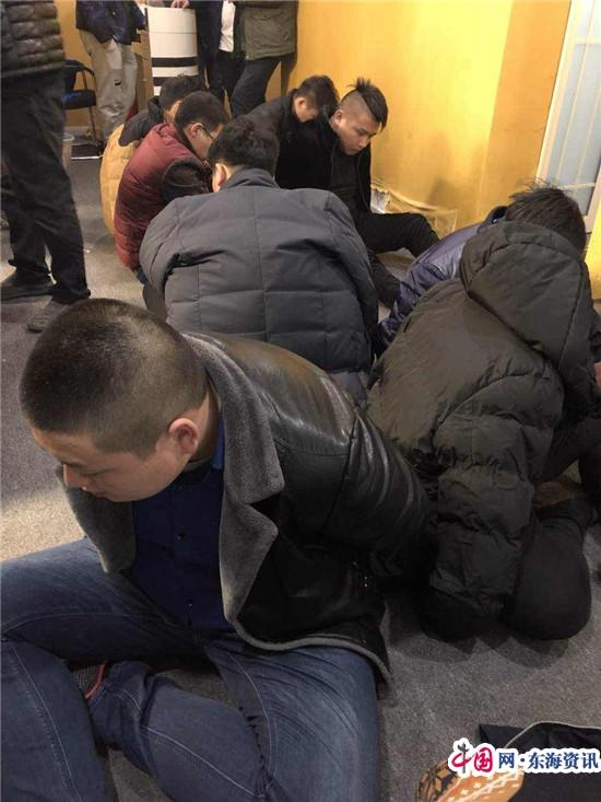 扫黑除恶斗争:江苏警方打掉69个涉恶团伙 抓获涉黑涉恶分子1233人
