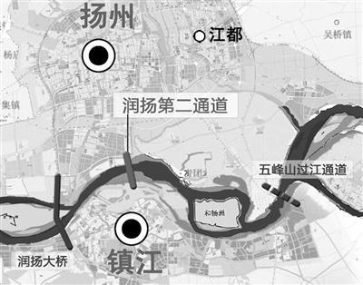 """3年内再开工9条过江通道 """"过江堵""""有望缓解"""