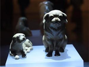"""""""幸运狗""""犬文物展"""