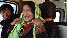 """西藏牧民的""""迁徙传奇"""":千里之外迎接新生活"""