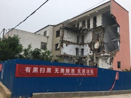 郑州娄河村:生存与发展的困惑