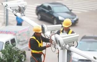 南京1200套电子警察升级