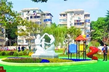 无锡多个城市游园改造年底完工 增加绿地面积