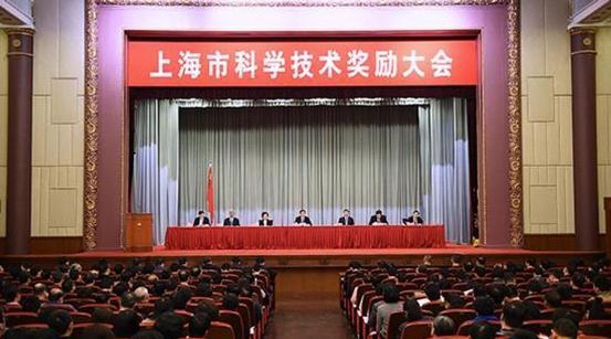 孫建興、孫莉團隊研究項目榮獲上海市科技進步一等獎