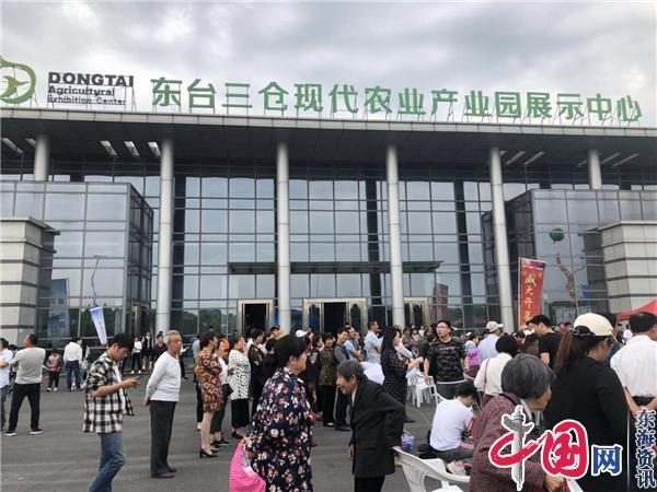 2019东台西瓜节隆重启幕 多彩活动喜庆丰收