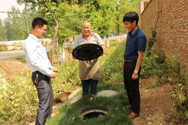 """安徽改厕瓮式""""倡导者""""施工模式的创新者王海虎"""