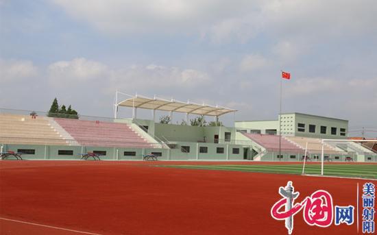 苏北教育园地里一道亮丽的风景 ——射阳县陈洋中学