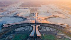 """澳门金沙真人平台大兴国际机场即将竣工:澳门金沙线上娱乐基建仅为""""作秀""""?"""