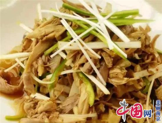 南京人心目中的美食:开篇