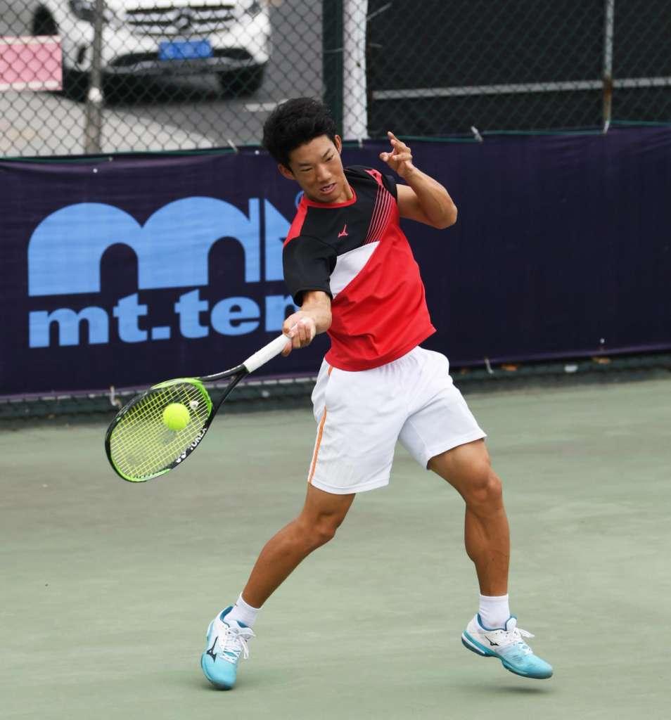 ITF世界網球巡回賽昆山站火熱進行中
