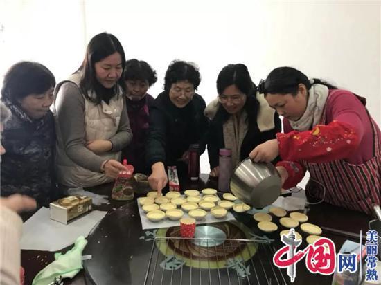 梅李镇:11个社区公益项目让居民感受生活中的幸福瞬间