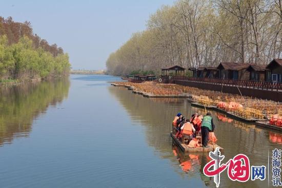 迎国庆兴化水上森林文化活动好戏连台
