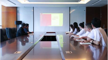 中建二局齐鲁分公司开展学习教育活动