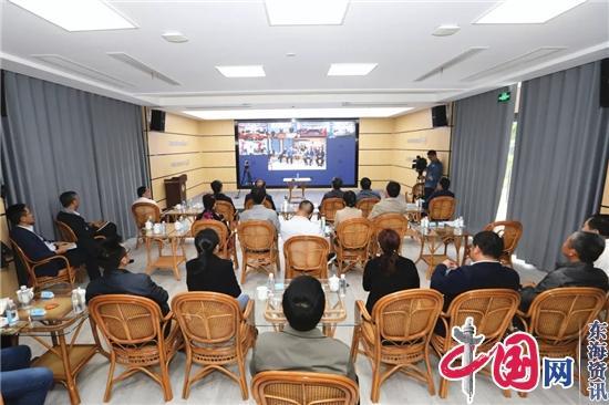 南通市政协视察调研如东县