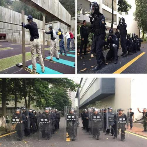 一样的体育人 不一样的教师――记广司警警体部的教官们