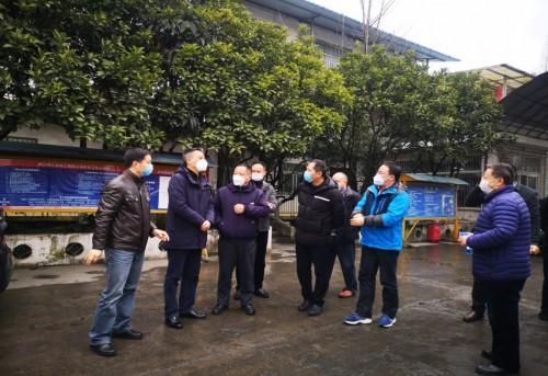 都江堰市应急管理局多措并举筑牢疫情防控期间安全防线