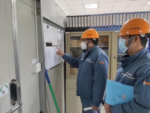 中冶宝钢精细化管理保障疫情期间安全生产
