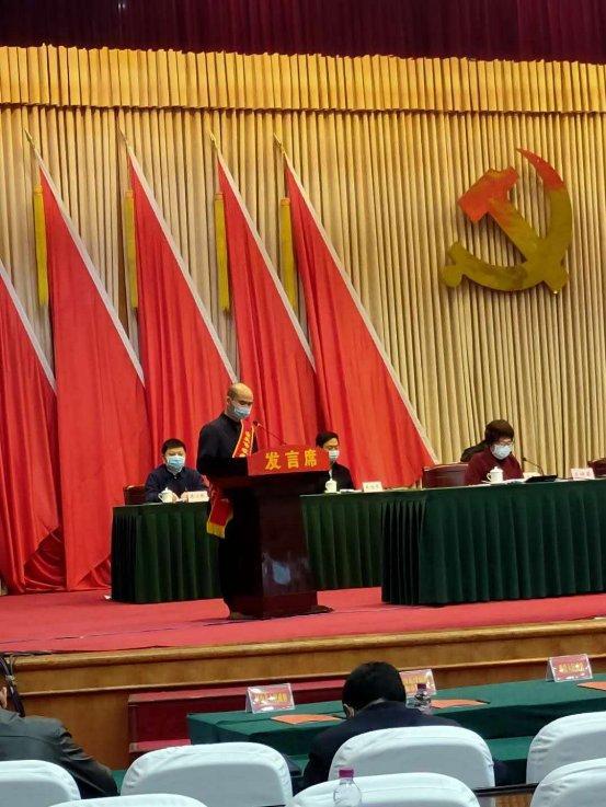 80后北京宜宾商会副会长凌冲荣获市先进创业标兵