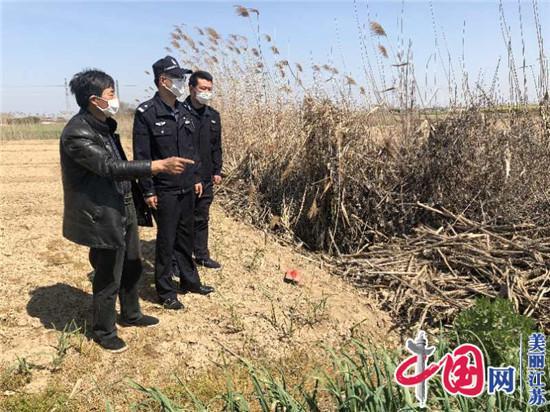 """大丰:重拳出击 警方对非法种植毒品原植物""""零容忍"""""""