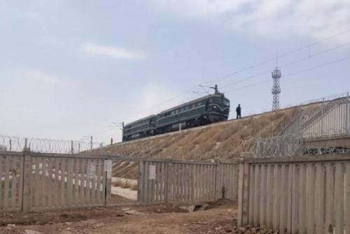 中建铁投集团承建的赤喀客专项目开始进行联调联试