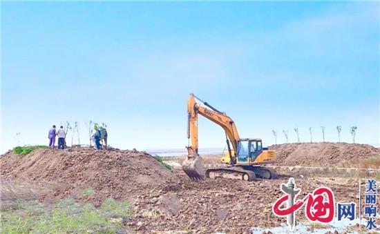 响水:建好环保项目 守牢生态防线
