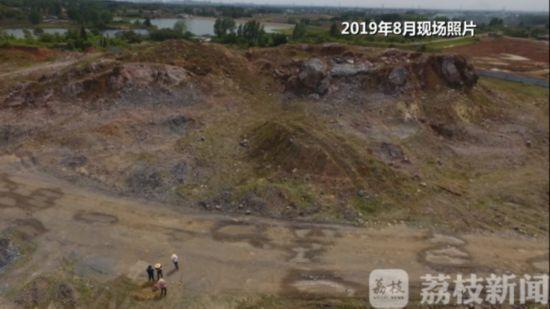 是修复还是破坏?镇江丹徒区马迹山被炸得碎石遍地似采石场
