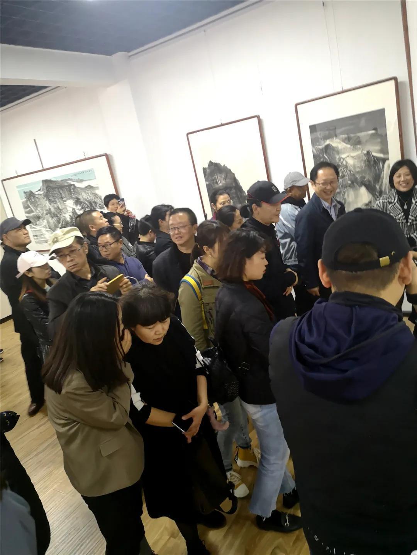 李晓松山水画教学公益讲座 · 贵阳花溪站